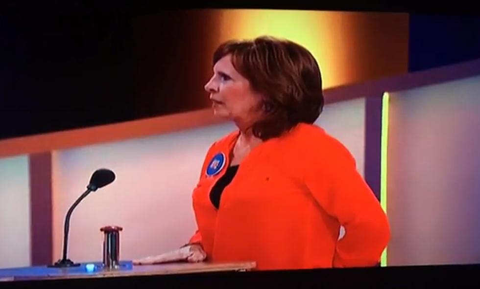 Woman Gives Inappropriate Answer on Family Feud