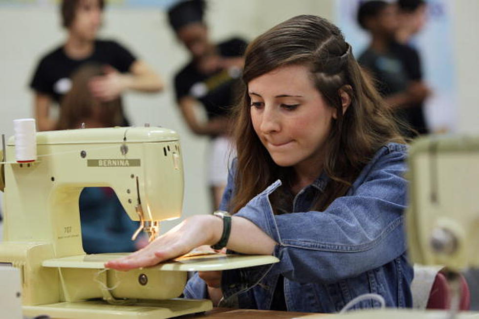 Cooking And Sewing In Nj Schools