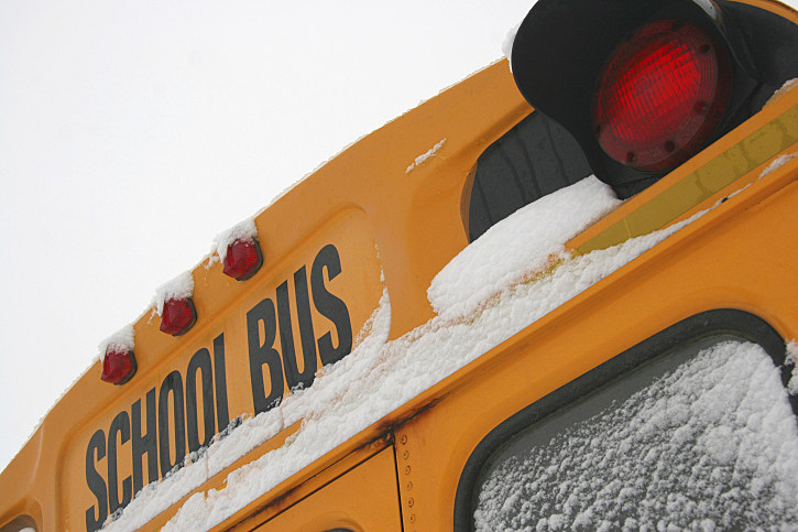 School delayed openings, closings, early dismissals: Winter Weather