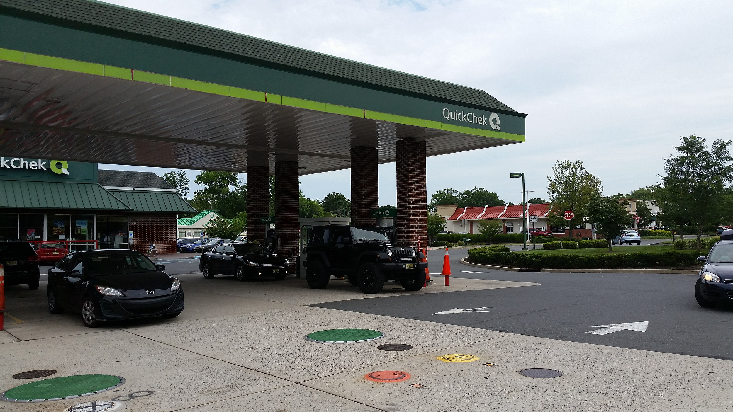 The cheapest and most expensive gas stations in NJ
