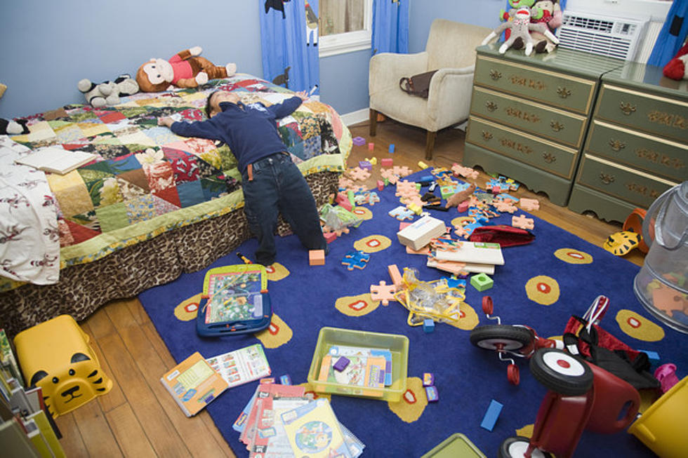 Embarrass your kids into cleaning up their rooms: Send us a pic