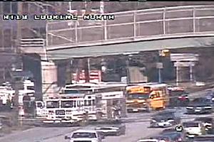 4-year-old breaks leg, 15 kids taken to hospital after school bus