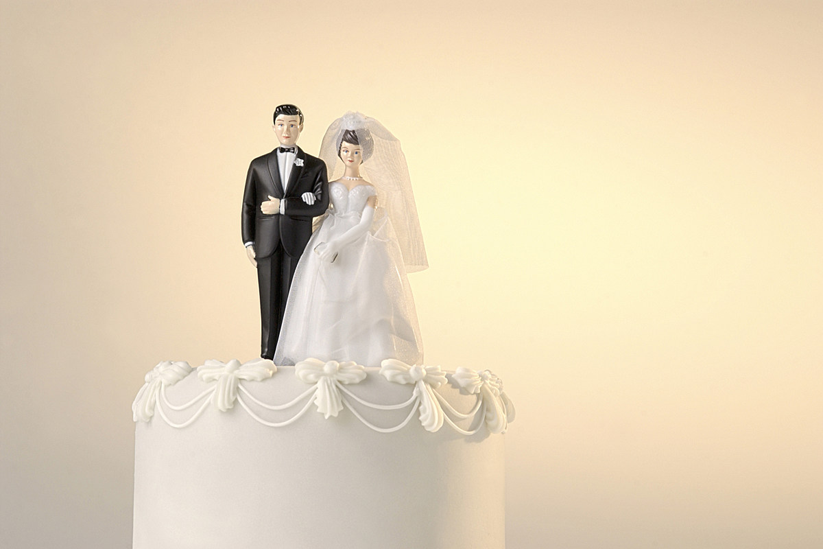 Is marriage better the second time? #SpeakingWeddings