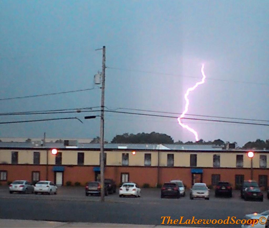 Wednesday NJ weather: Stormy start, warm finish