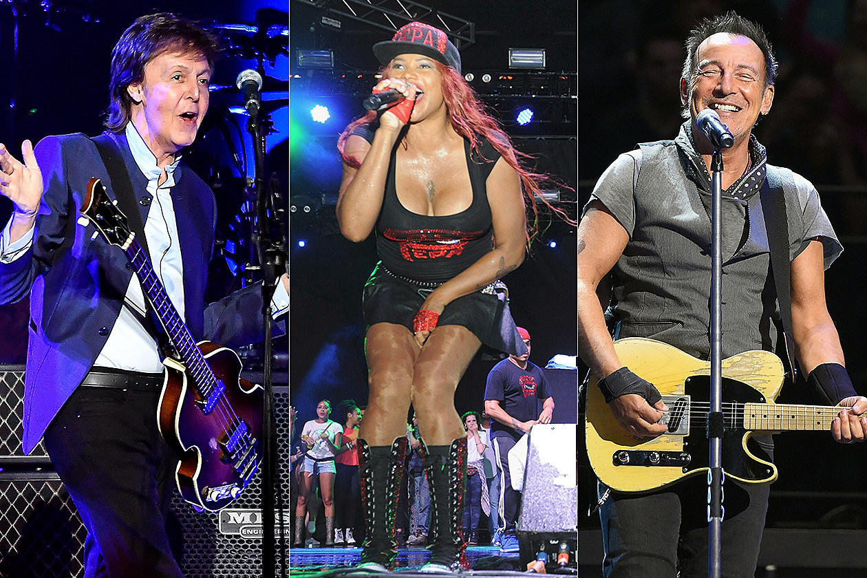 Got free Ticketmaster vouchers? 18 NJ concerts you should see