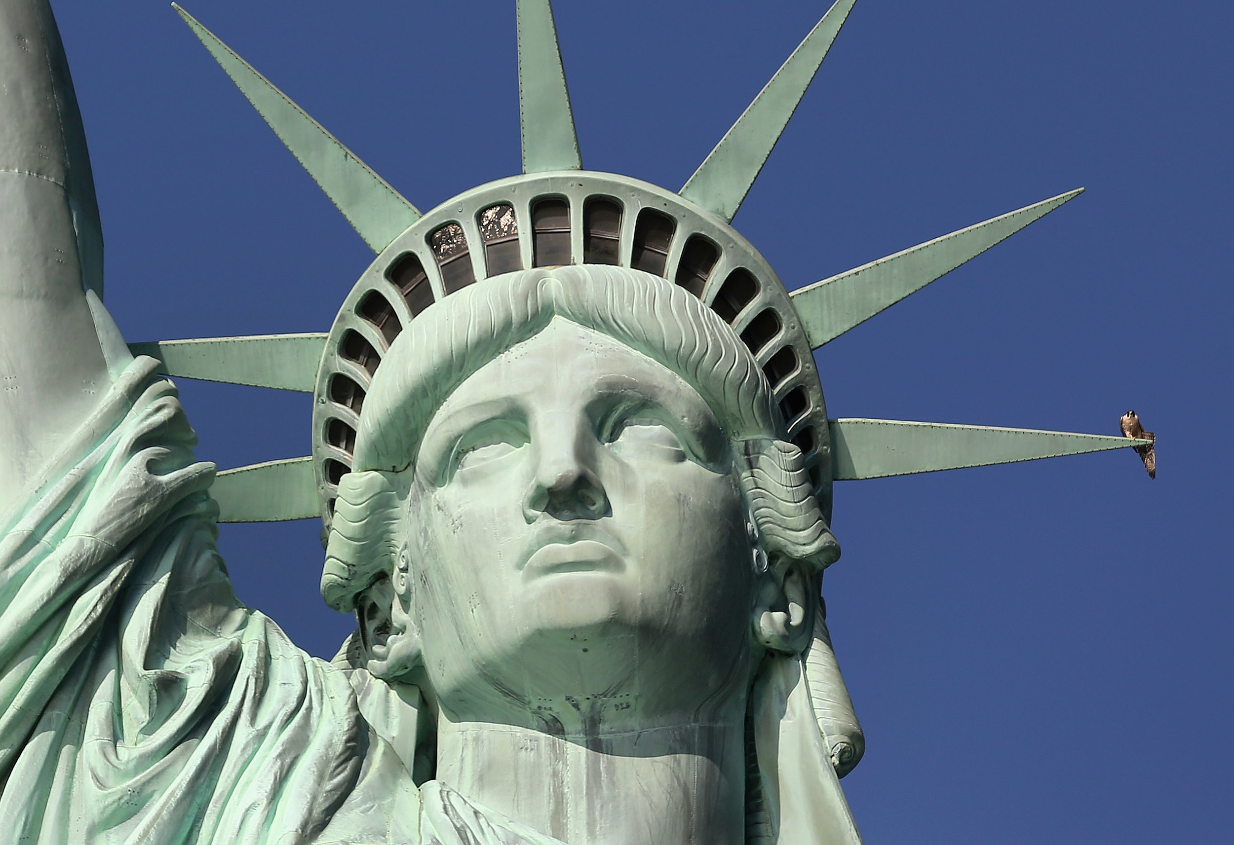 5ebf6a0e8d2a4 Is the Statue of Liberty in New York or New Jersey? Cool facts, weird  theories