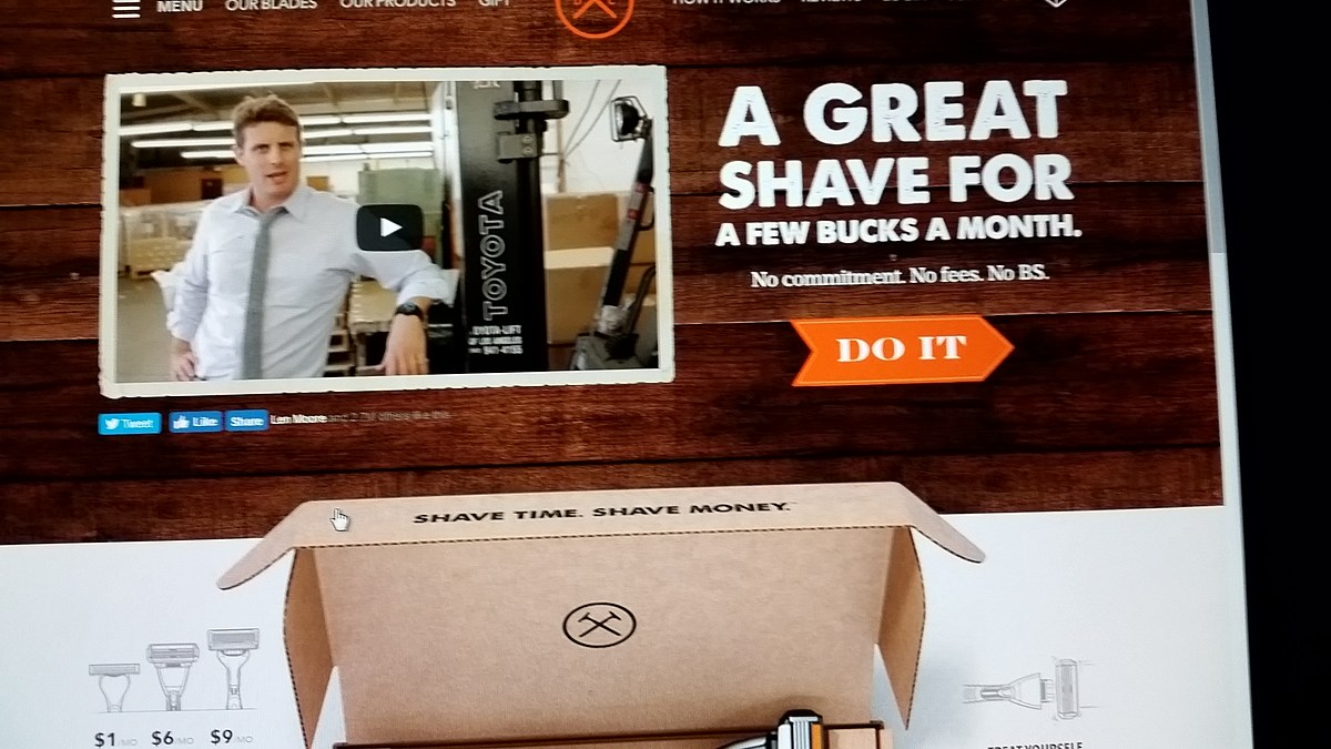 why unilever really bought dollar shave club bloomberg - 1200×675