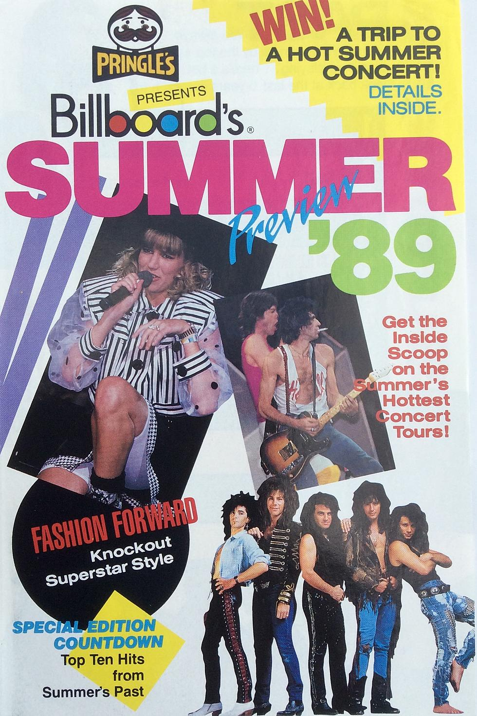 Late 80s Songs Of Summer As Seen In 1989