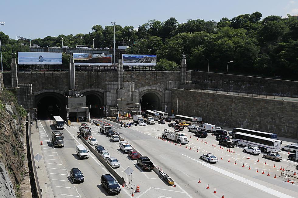 Dozens hurt, lots of traffic: NJ Transit buses crash in