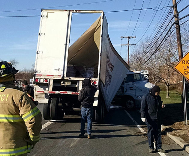 Traffic Accidents - New Jersey 101 5