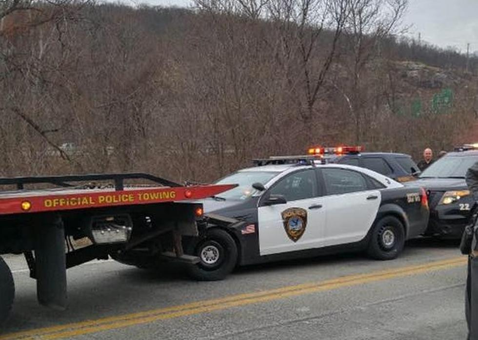Hackensack man in stolen tow truck leads police on chase
