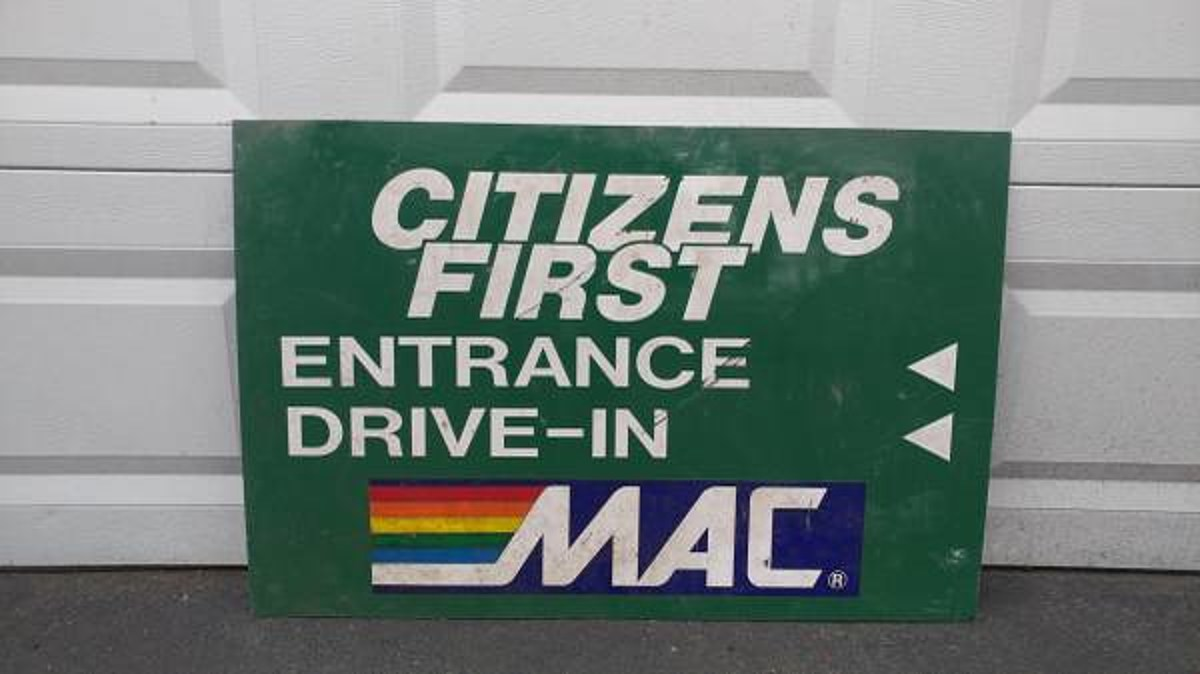 'Vintage signs' you can buy on Craigslist in New Jersey