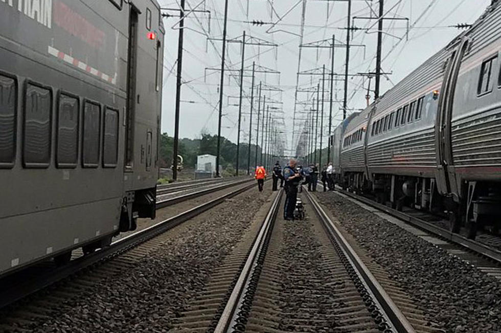 Amtrak train fatally hits person on tracks, causes NJ