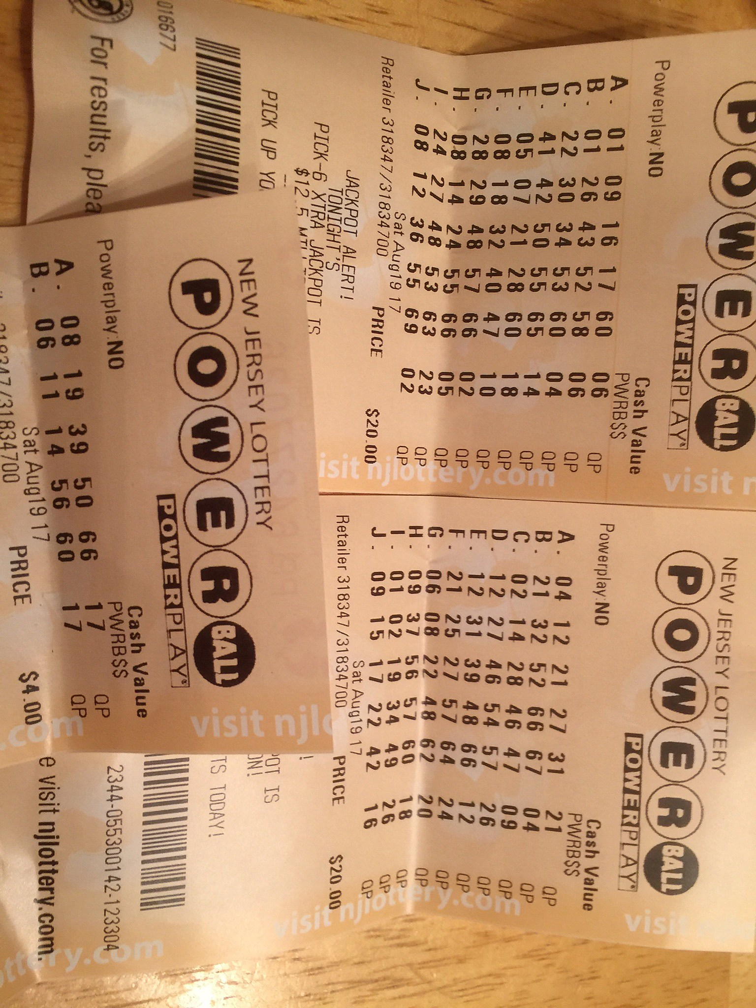 Powerball keeps growing: Jackpot now $650 million for Wednesday drawing