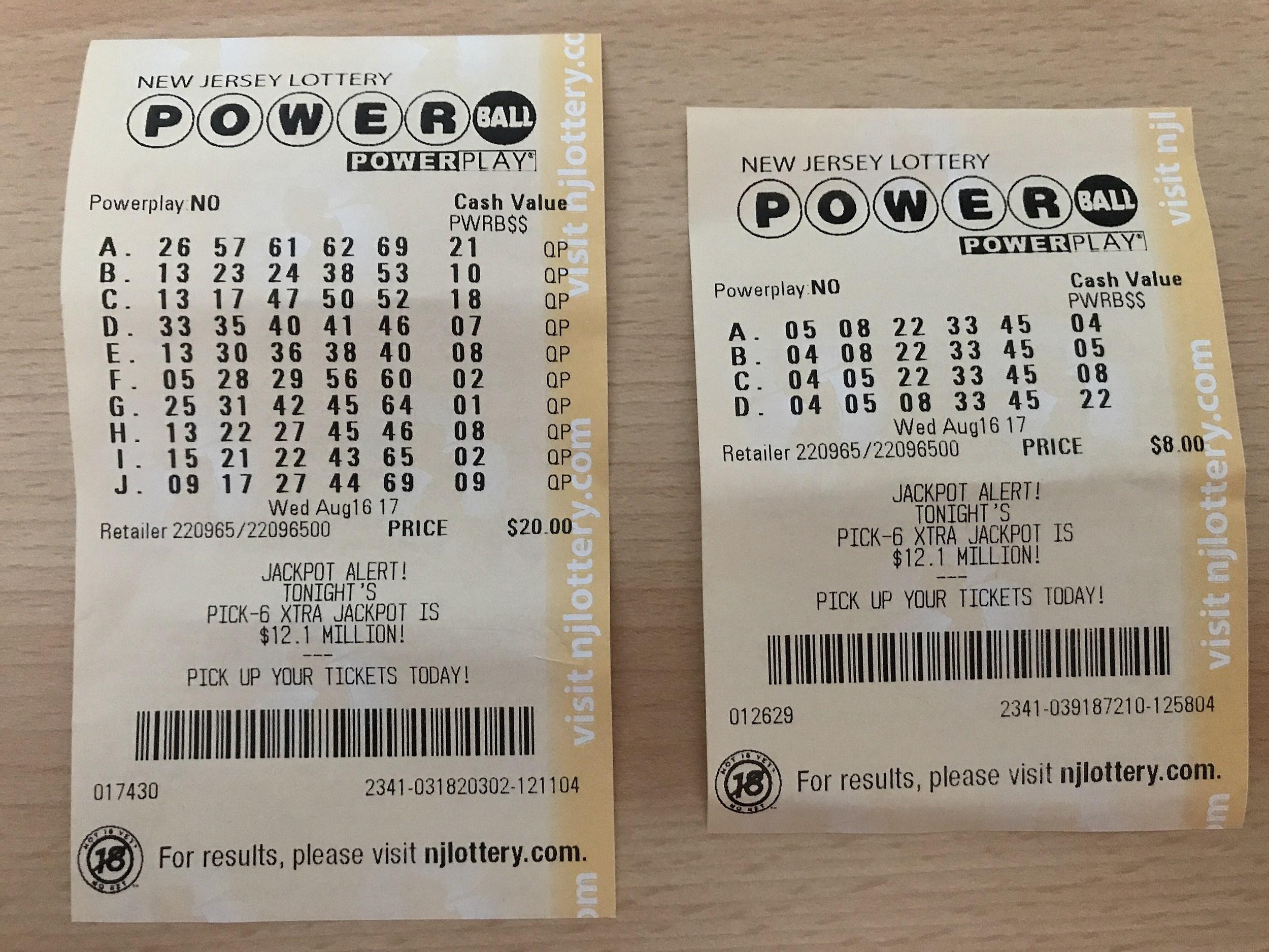 By B Hints    Nj Lottery Pick 6