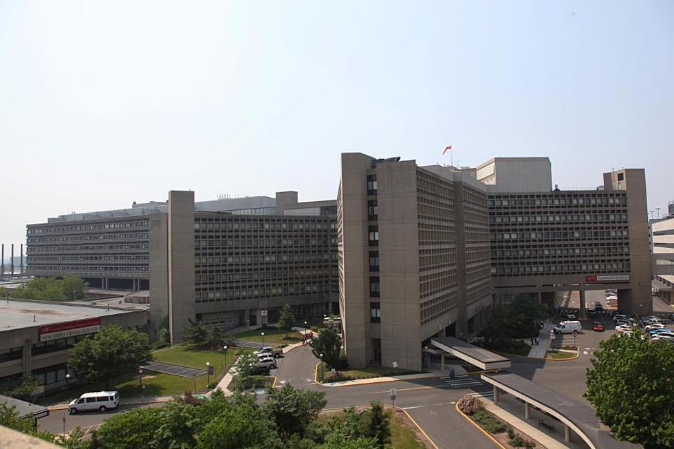Nurse stabbed in Newark hospital parking lot