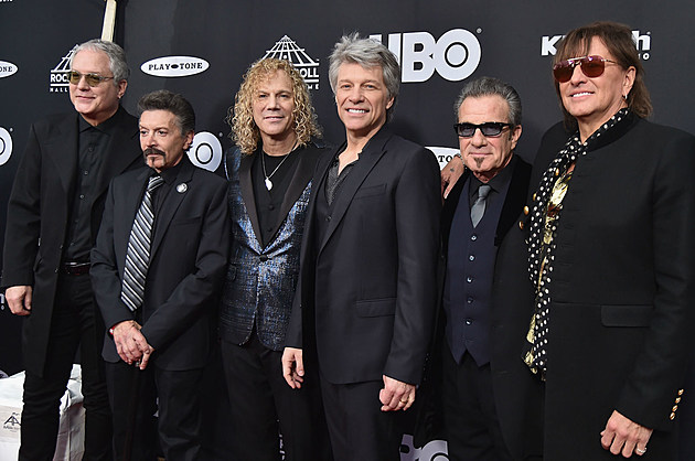 Bon Jovi S Keyboardist David Bryan Has Covid 19 Coronavirus