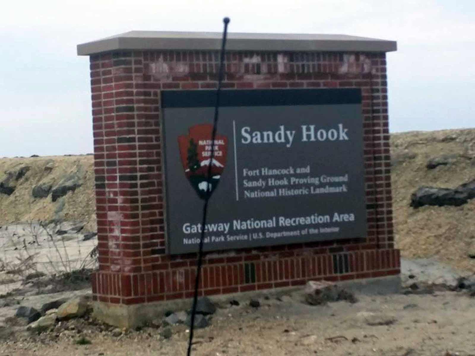 No more alcohol at Sandy Hook: Feds ban booze at Jersey Shore