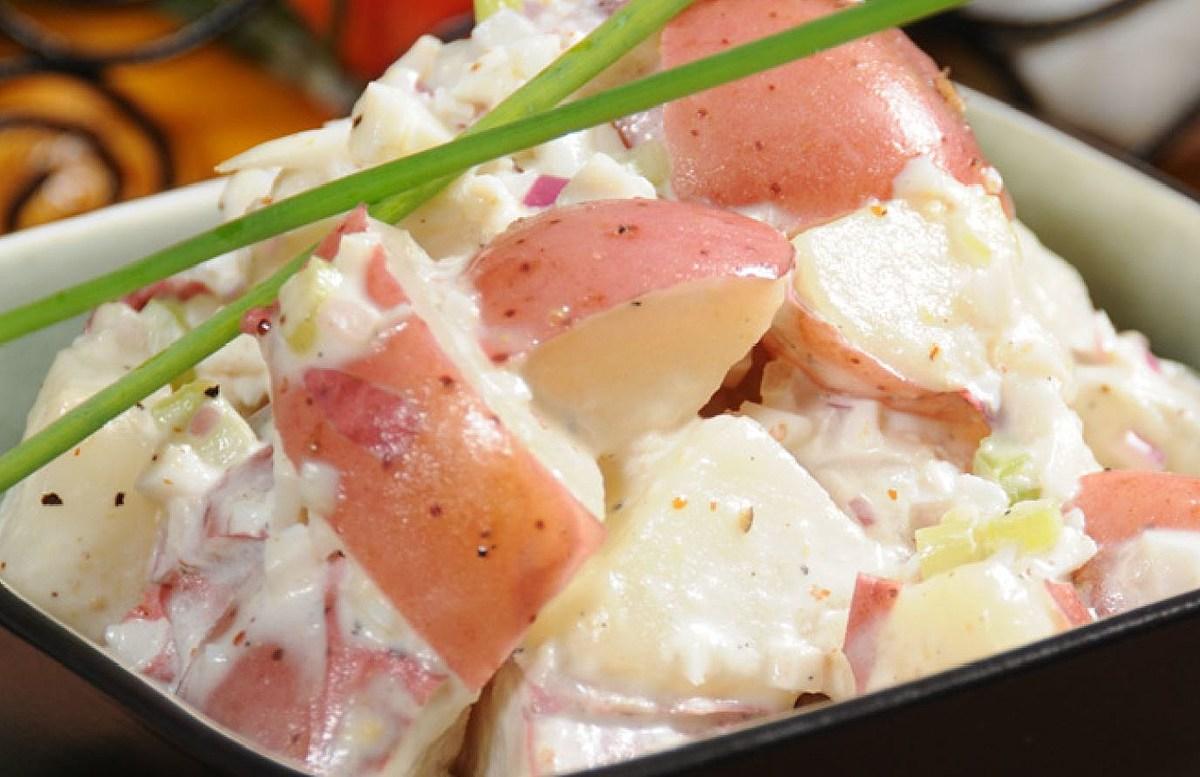 Big Joe shares Nana's Homemade Potato Salad