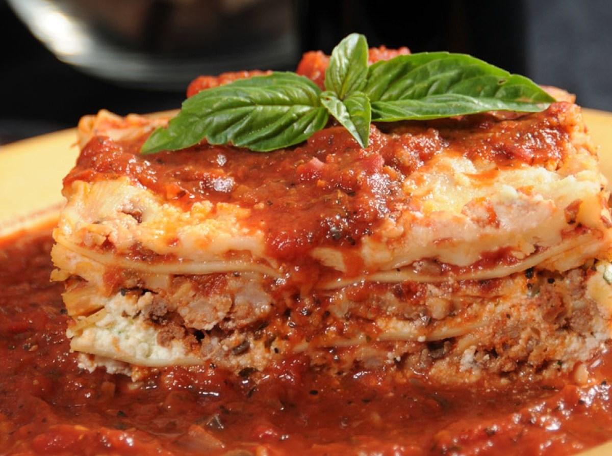 Big Joe's Classic Lasagna Recipe
