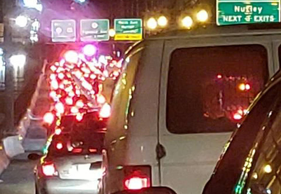 Two early morning crashes continue deadly weekend on NJ roads