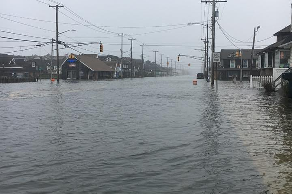 NJ nor'easter recap: Top 3 flood event for parts of Jersey Shore