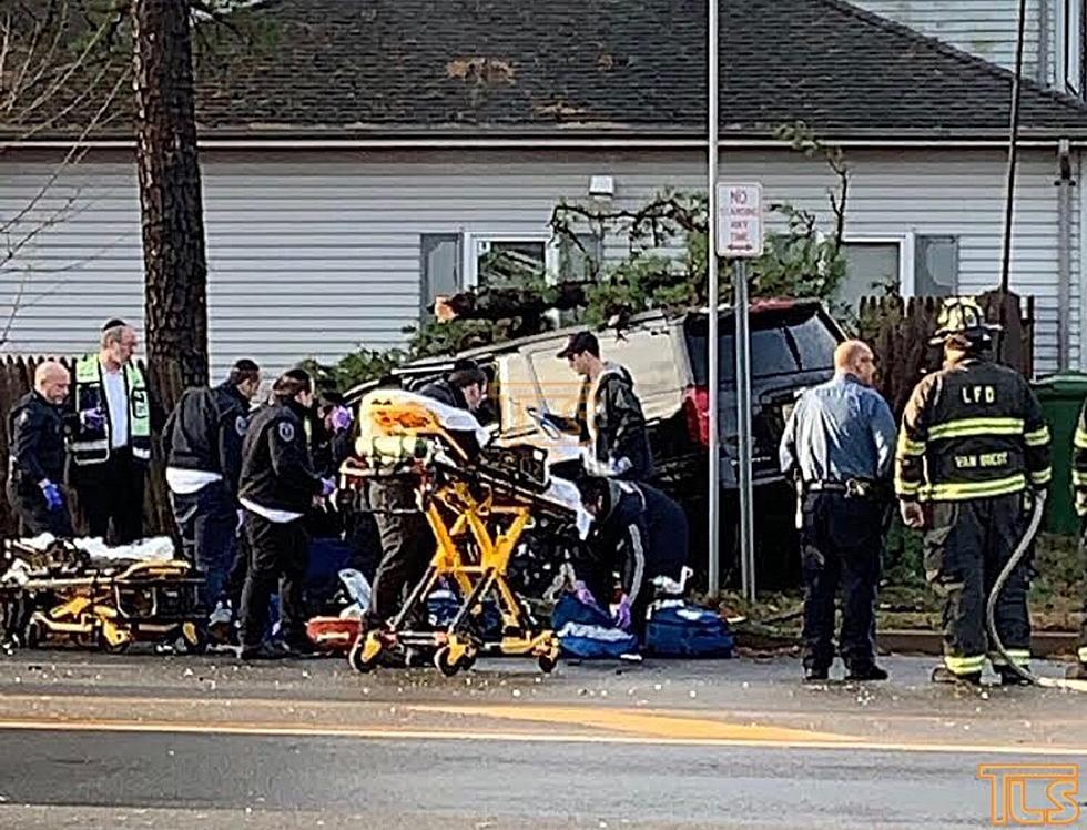 Man killed in Lakewood hit-and-run crash, report says
