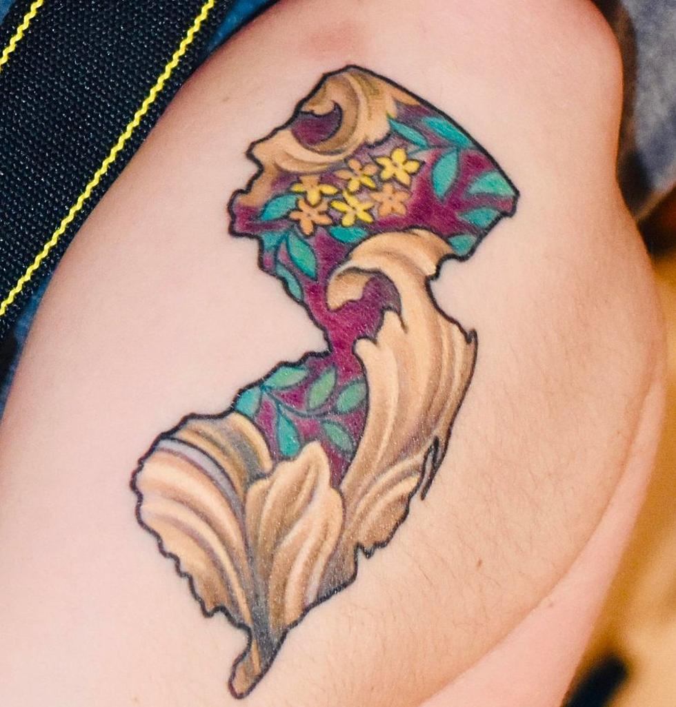 Why A Woman Whos Never Been To Nj Got A Nj Tattoo