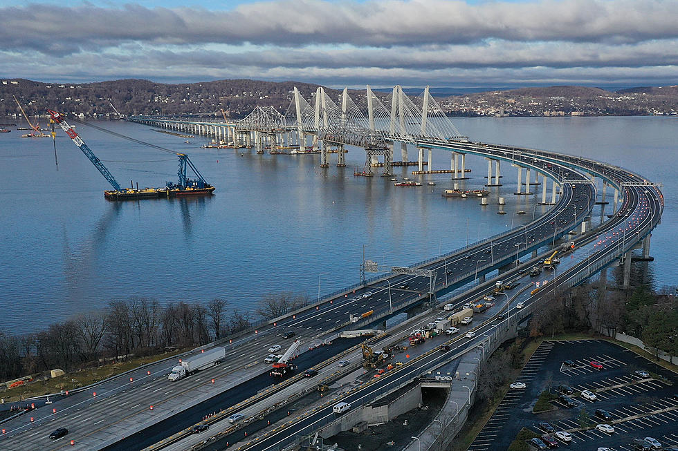 Kaboom! Tappan Zee Bridge falling down on Saturday