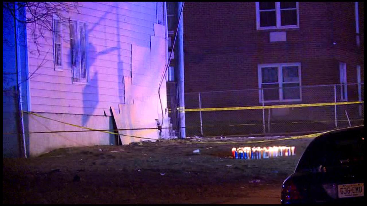 Shots fired at Newark vigil for car crash victims, cops say