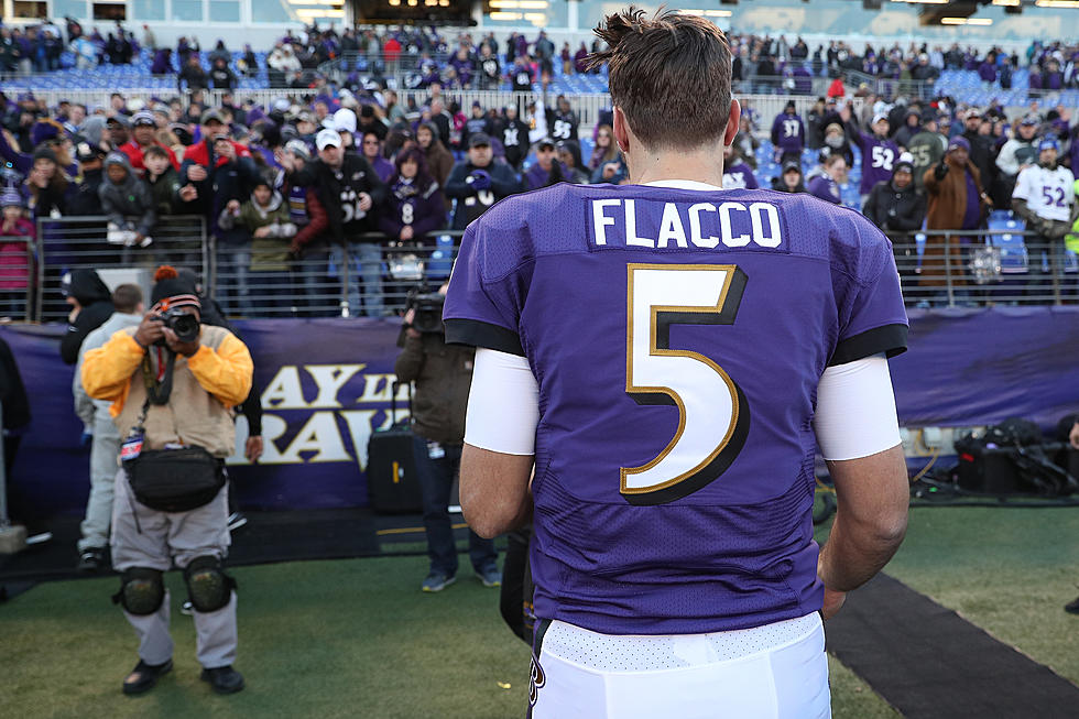 sports shoes bd45e be325 Jersey Joe Flacco to the Broncos, mean anything for the Giants?
