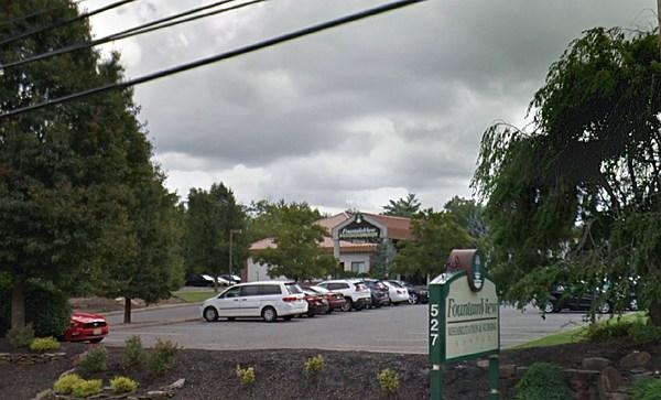 Scabies mites infesting residents of rehab nursing center in Lakewood