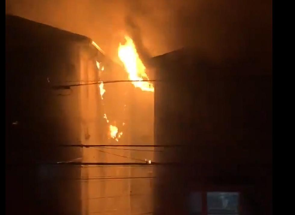 3 Jersey City homes torched by fire