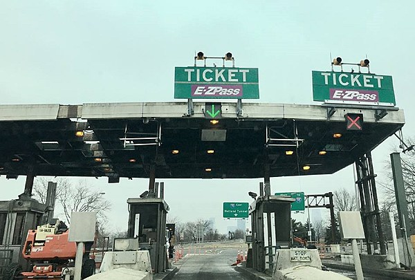 NJ E-ZPass website down for second time in two months