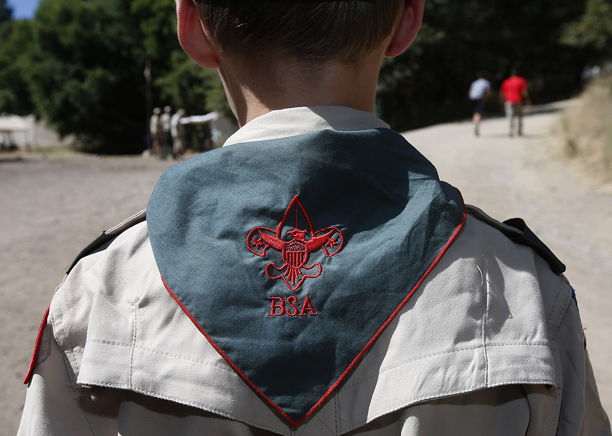 Names of 50 NJ Boy Scout leaders accused of sexual abuse