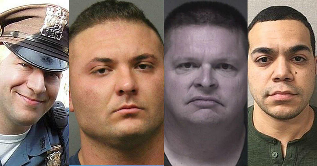Another NJ cop busted on underage sex-related charges