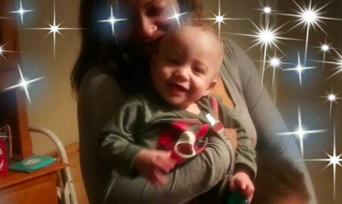 Manslaughter charge for NJ mom who passed out on toddler