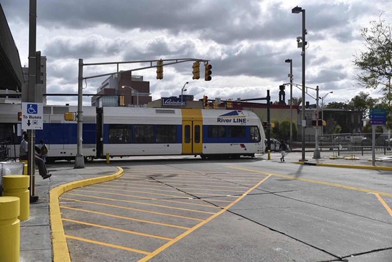 Nj Transit River Line Back In Service On Monday