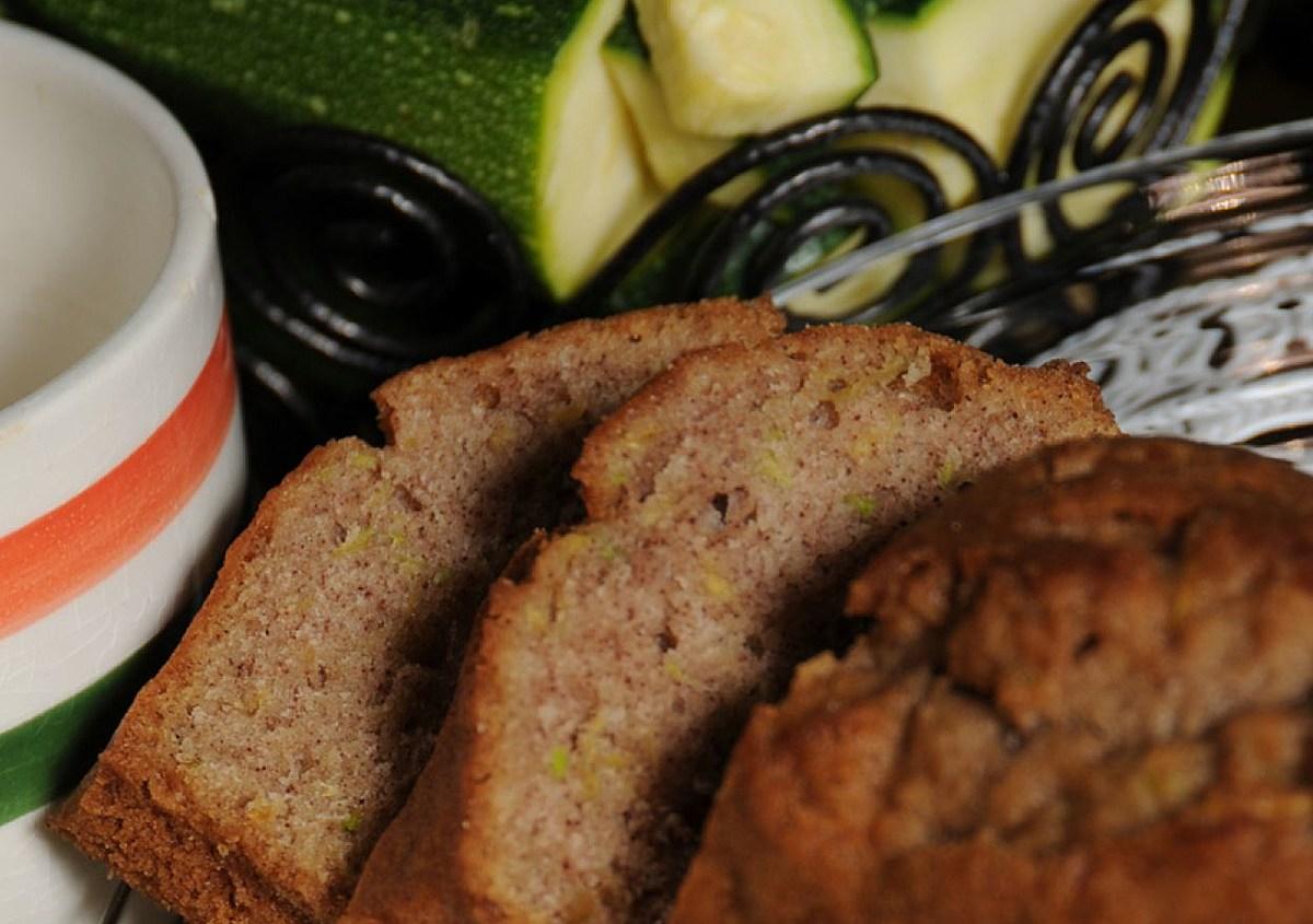 Big Joe's Delicious Zucchini Bread