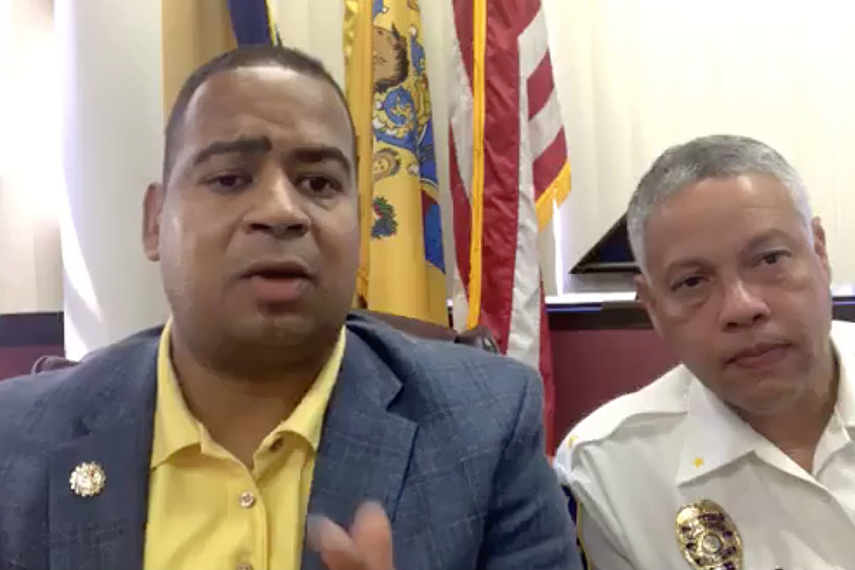 Passaic mayor urges people to 'stop crying wolf' about ICE raids