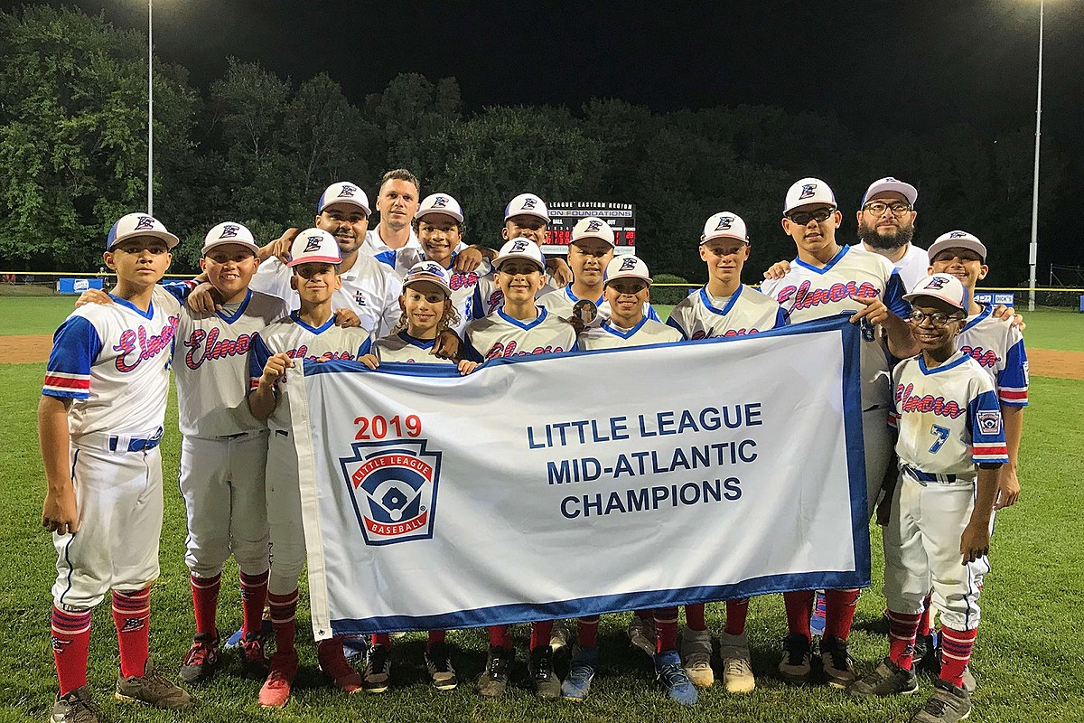 NJ team named for late trooper makes Little League World Series