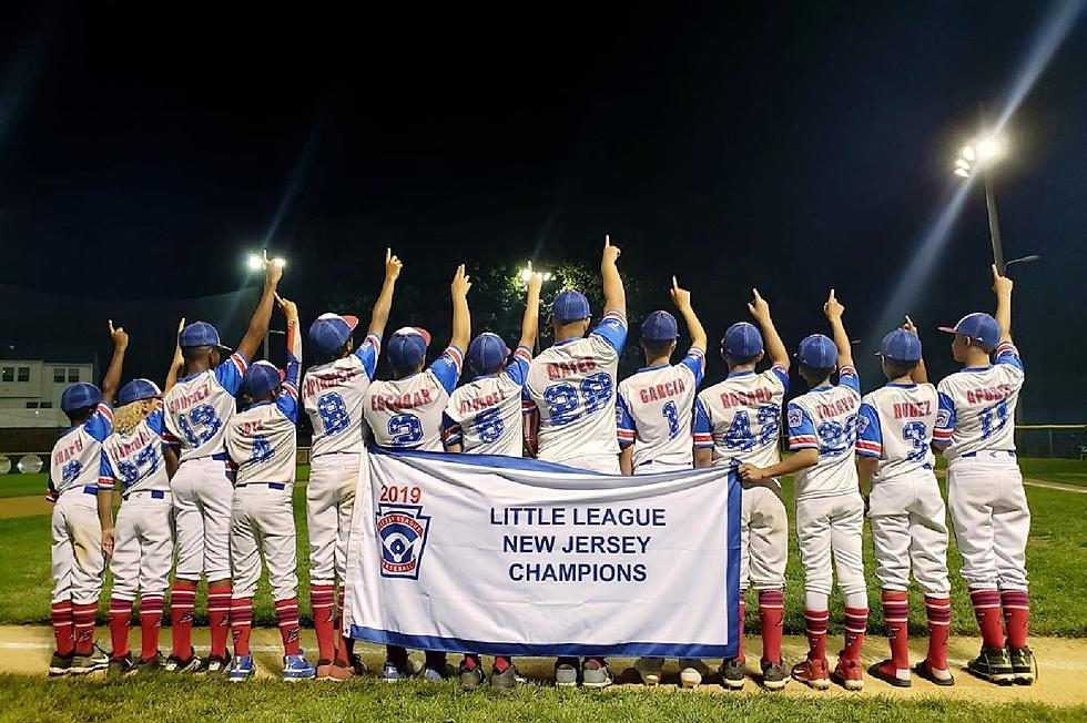 NJ team is 2 games away from the Little League World Series