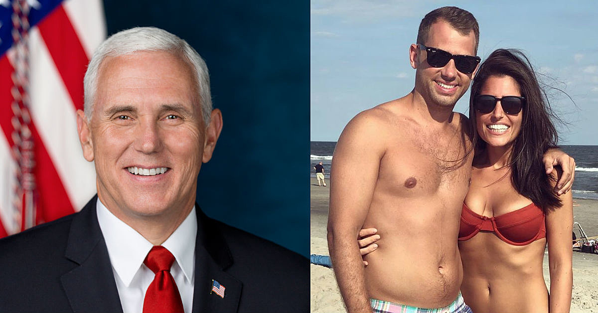VP Pence in Atlantic City for nephew's wedding to Jersey Girl