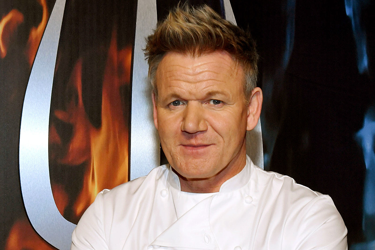 Gordon Ramsay still in NJ, now at second restaurant for TV show
