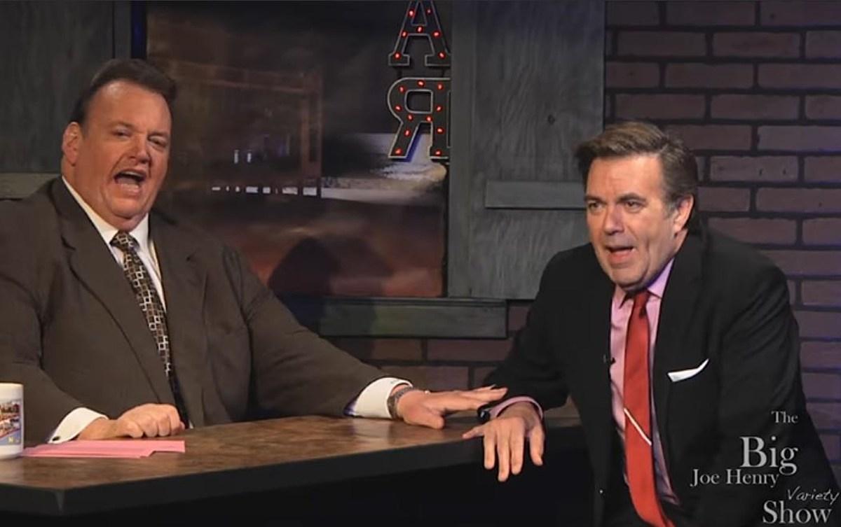 Big Joe remembers comedian Kevin Meaney
