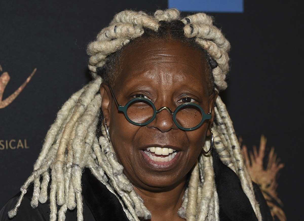 Whoopi to open shop at American Dream — and she'll work there