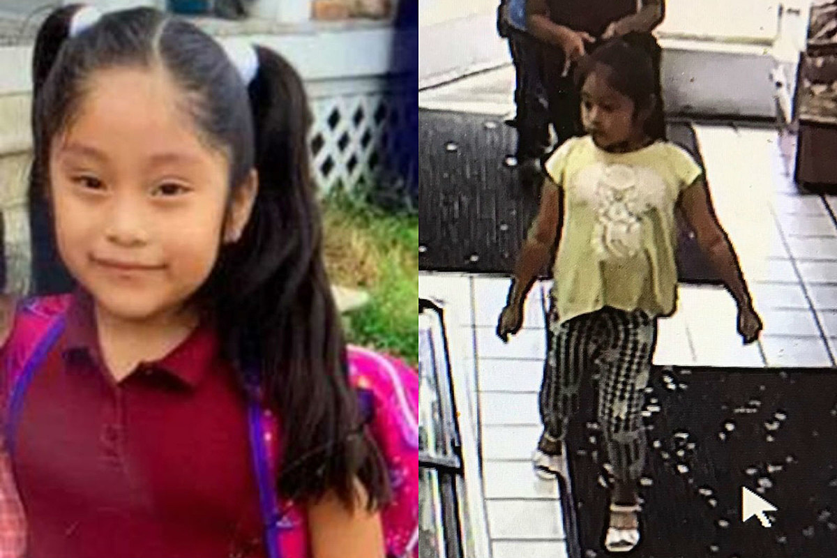 Image result for A 5-year-old New Jersey girl has now been missing for more than two months.
