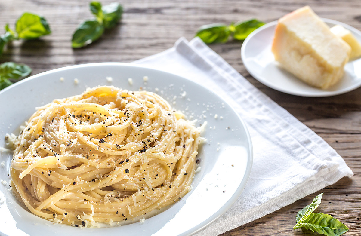 Big Joe's Classic Cacio e Pepe Recipe