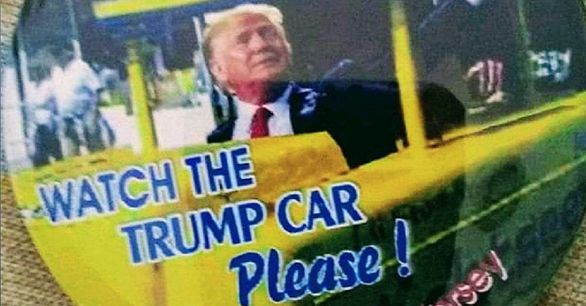 President Trump rally in Wildwood: banned items, bathrooms & more