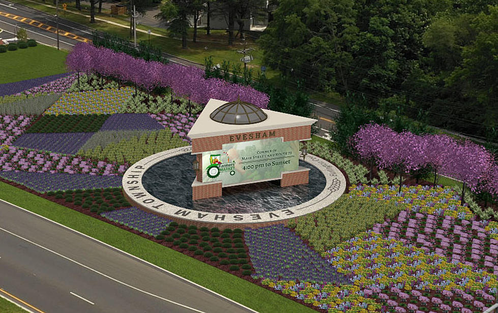 A New Look As You Enter Two South Jersey Towns
